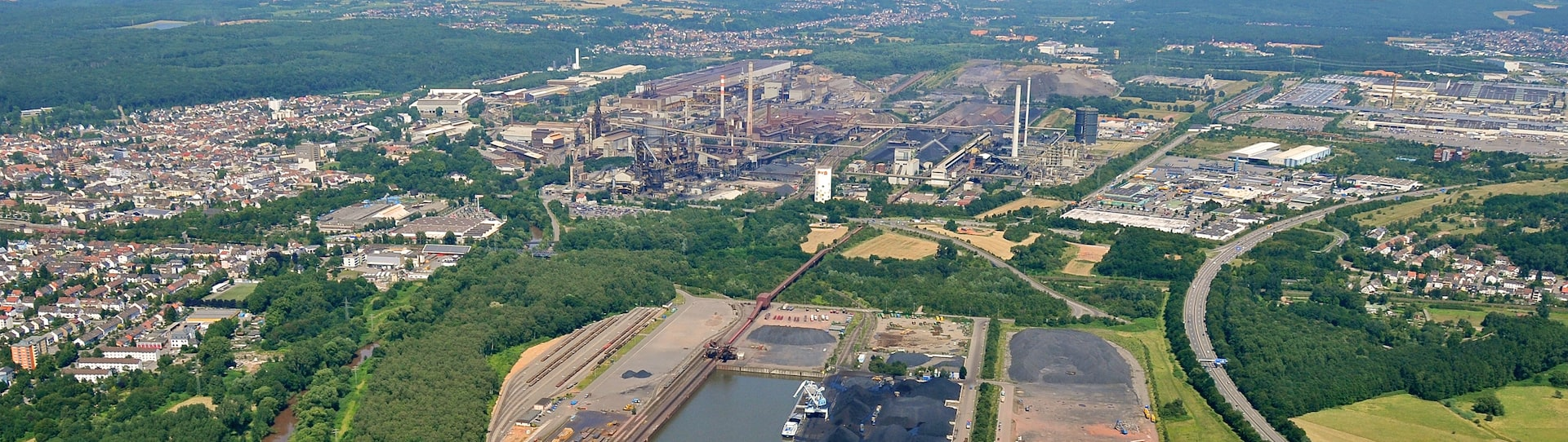 Industrie in Dillingen