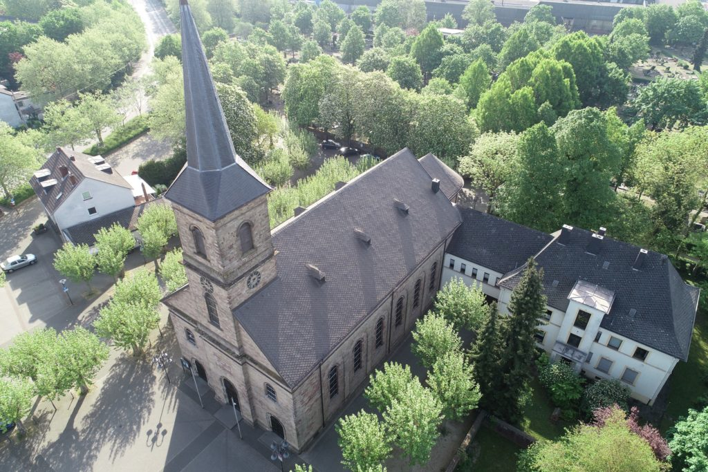 Kirche St. Johann Dillingen