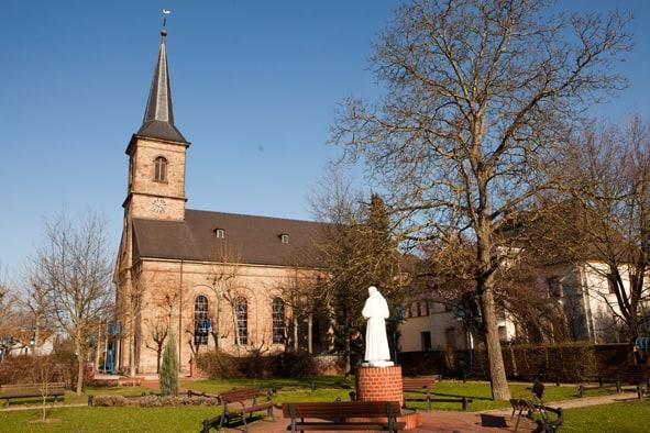 Kirche St. Johann