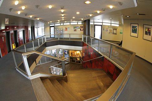 Treppenhaus Neues Rathaus