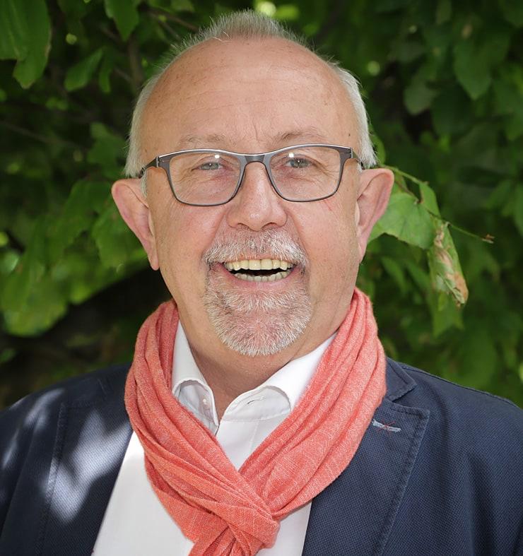Bürgereister Franz-Josef Berg