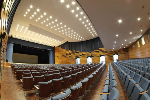 Großer Saal Stadthalle