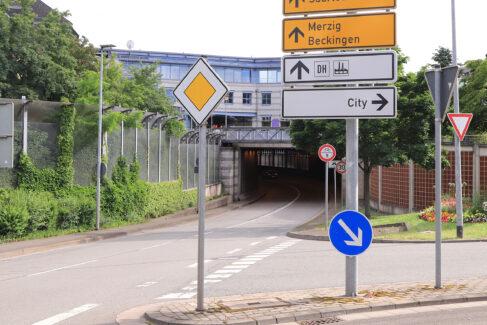 Bypass Hüttenwerkstraße